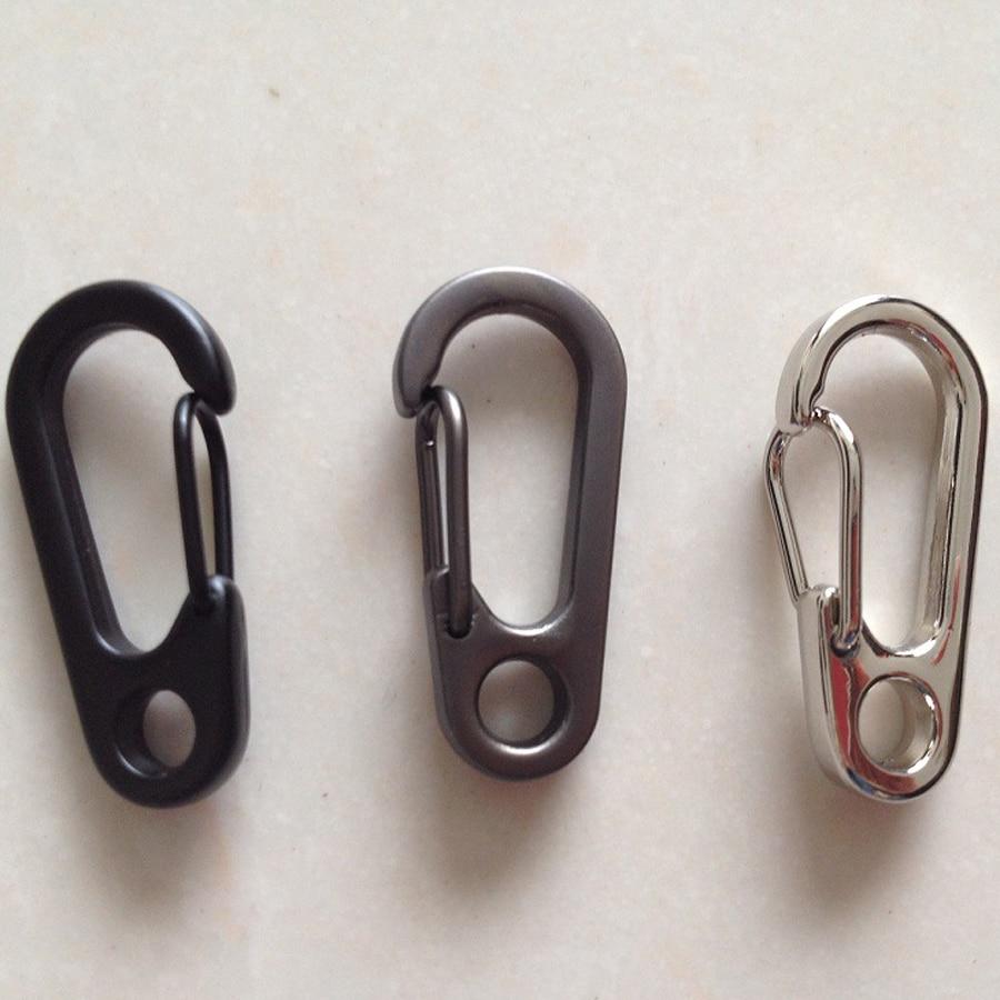 30pcs Metal Key Rings Key Holder Split Rings Key Chain Keyfob Keyrings C1MY