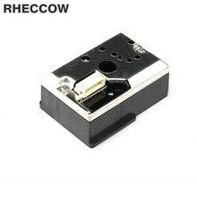 Rheccow 3 шт./лот Оптический Пыль Сенсор GP2Y1010AU0F оптическая система определения
