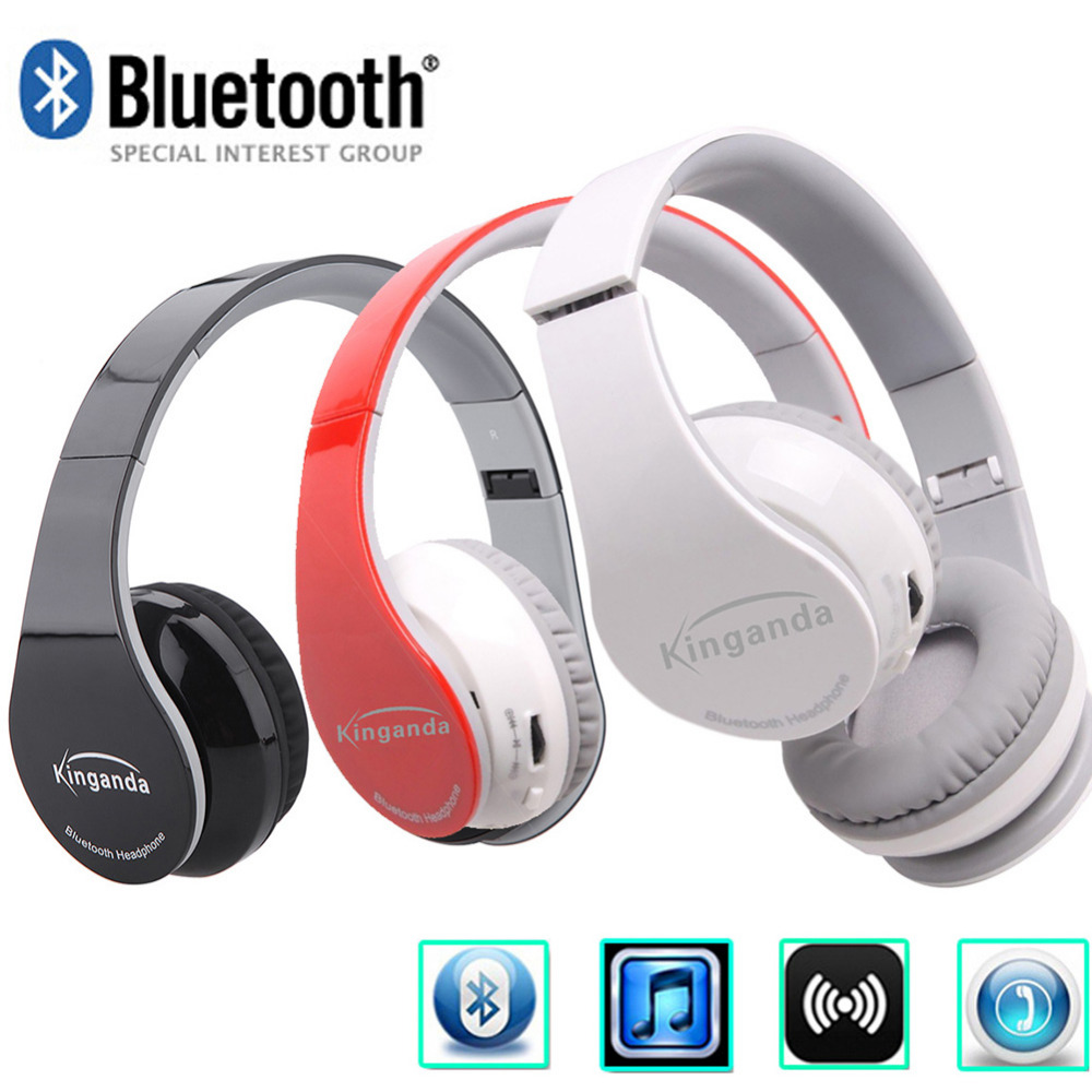 Stereo Music Bluetooth 4.0 Headset Headphones for a Mobile Phone Foldable Wireless Earphone for iphone Android Smart Phone remax 2 in1 mini bluetooth 4 0 headphones usb car charger dock wireless car headset bluetooth earphone for iphone 7 6s android