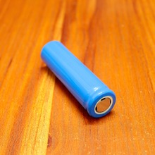 5pcs/lot 18650 Lithium Battery Hollow Steel Shell Positioning Cylinder Mobile Power Special Tube