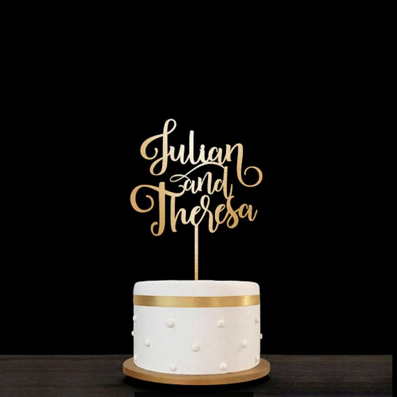 Customized Wedding Cake Topper Initials Personalized Cake Topper for Wedding,Custom Personalized Wedding Cake Topper, Monogram C