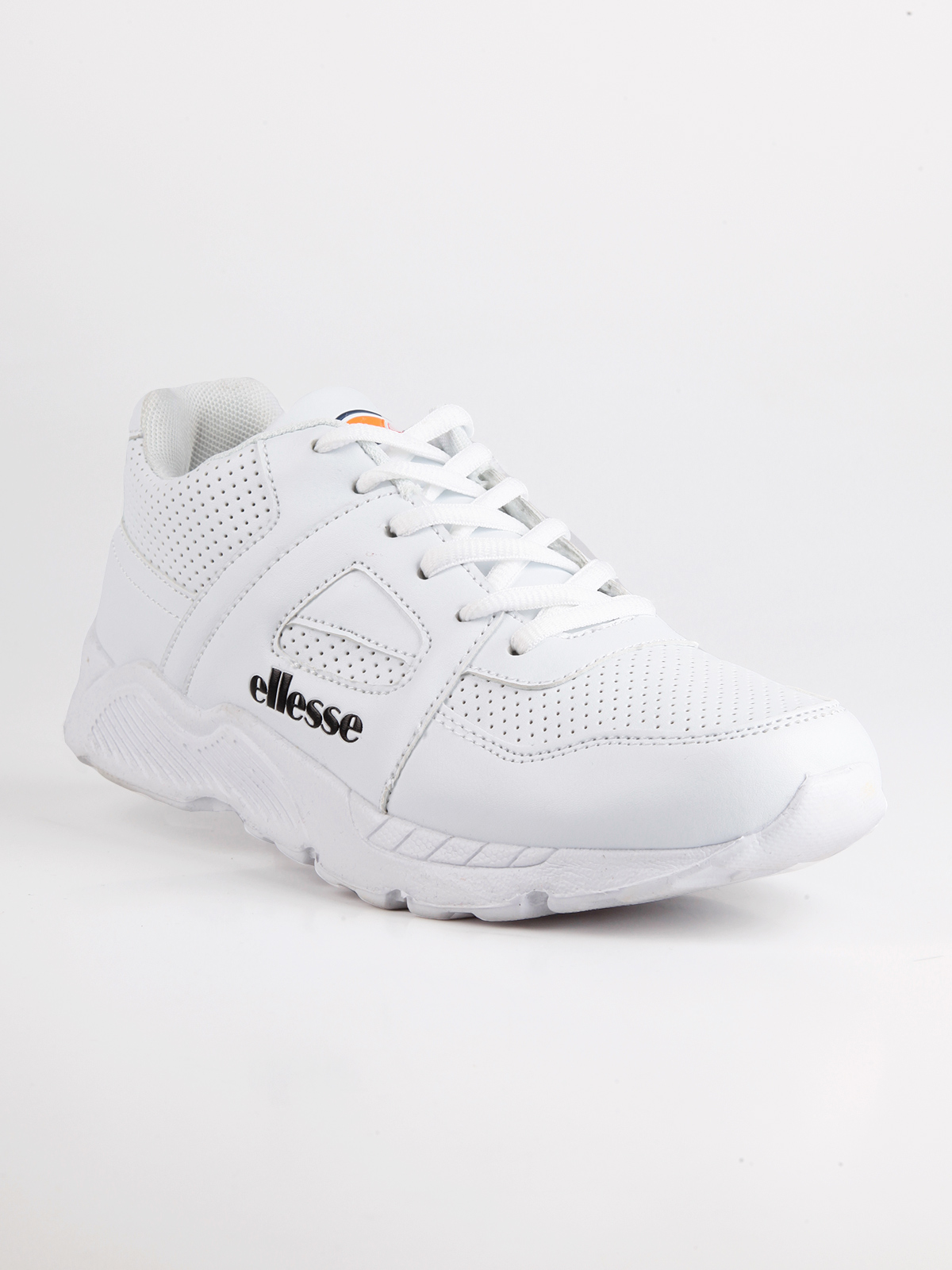ELLESSE Woman Casual Cosy Ventilated White Sports Shoes