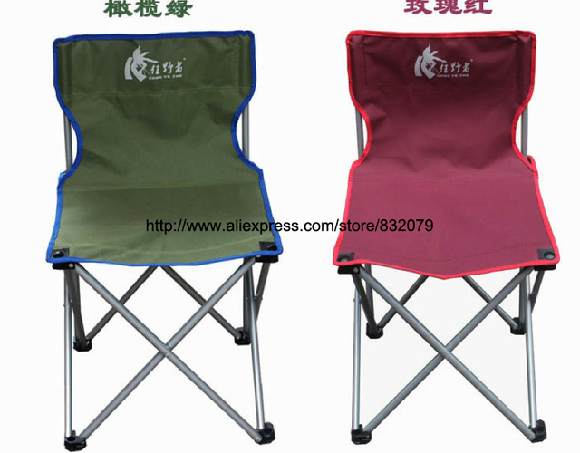 Free Shipping 45*45*70*70CM Size Lightweight Folding Camping Chair Folding  Chairs