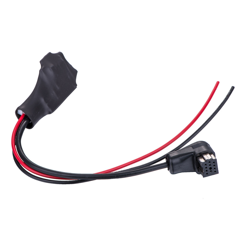 For Pioneer Ip Bus Bluetooth Wireless Module Radio Stereo Aux Cable Estereo Wiring Harness Adapter With Filter Car Audio Input In Cables Adapters Sockets From Automobiles
