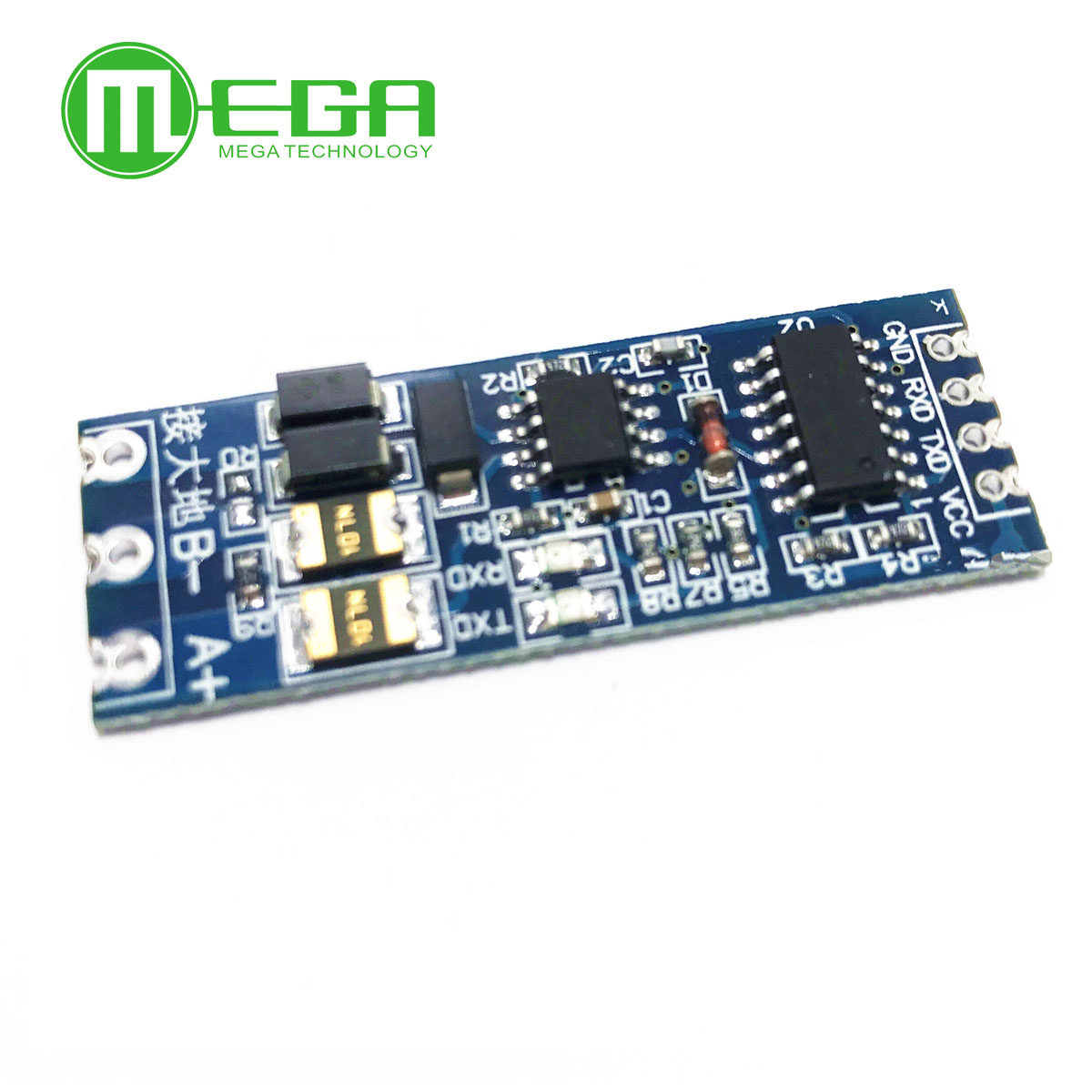 1pcs TTL Turn RS485 Module 485 To Serial UART Level Mutual Conversion Hardware Automatic Flow Control