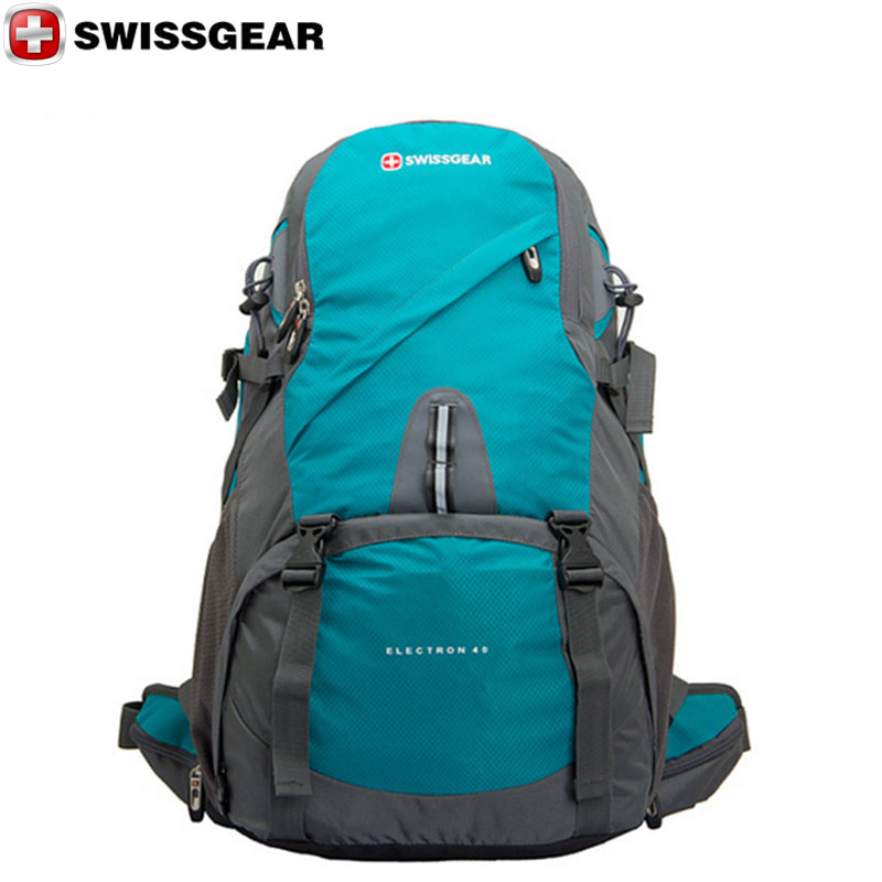 New Brand SWISSGEAR Travel font b Sport b font Waterproof Nylon Laptop Men and Women Backpack