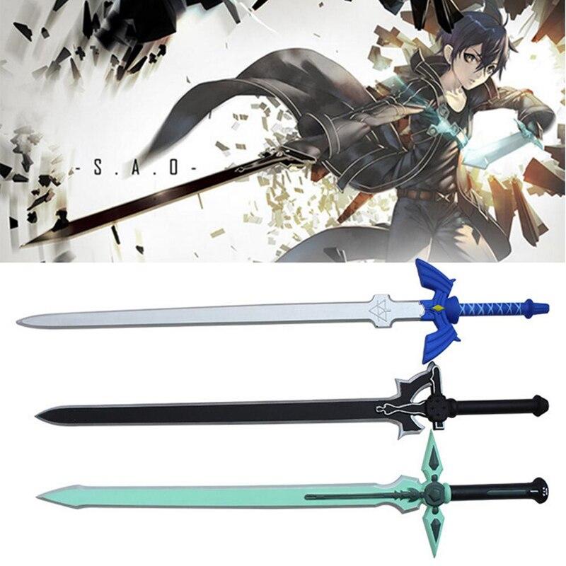 11 schwert Art Online 80cm Cosplay Schwert Dark Repulser Definator Asuna Kirigaya Kazuto Dekoration Schwert Waffe PU Spielzeug Geschenk