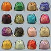 10pcs Bag Selection 17 Color Jewelry Bag 11x11cm Organza Bag Jewelry Packaging Display Drawstring Pouches Bolsa