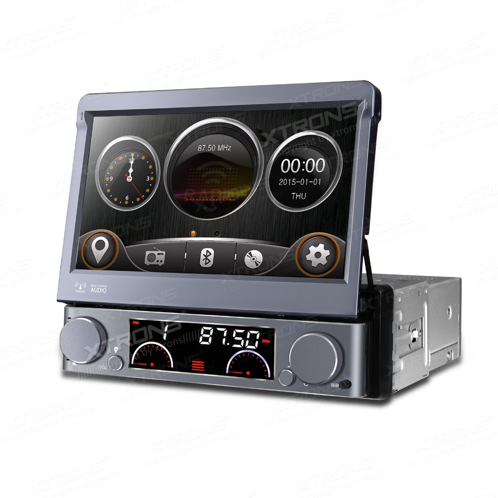 7 single din car dvd 1 din car radio one din autoradio. Black Bedroom Furniture Sets. Home Design Ideas