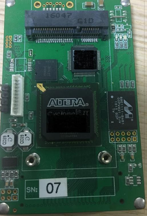 High speed signal recording module, recorder, data acquisition, 60MB high speed