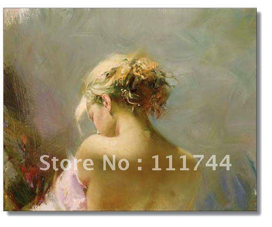 aliexpress : buy naked painting for bedroom modern art desire