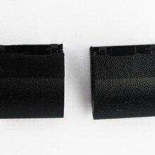 SSEA черный ЖК петли крышки для Dell Inspiron 15R 5521 5537 5535 серии