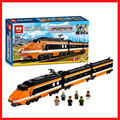 New lepin 21007 1351Pcs Out of print, the sky train Model Building Kits Figures Blocks Bricks Toys Compatible With 10233