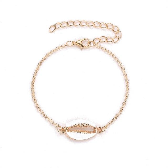 Boho Charm Bracelet Natural...
