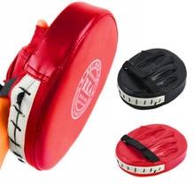 Boxing Hand Target MMA Martial Thai Kick Pad Kit Black Karate Training Mitt Focus Punch Pads Sparring Boxing Bags