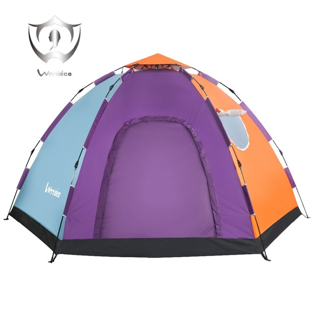 Wnnideo Automatic Instant Pop Up Tent Outdoor 6-8 Person Family Tent Waterproof for C&ing  sc 1 st  AliExpress.com & Wnnideo Automatic Instant Pop Up Tent Outdoor 6 8 Person Family ...
