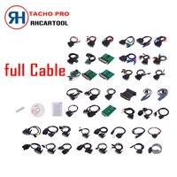 2017 günstigen Preis Universal Entsperren Dash-programmierer-tacho pro full set kabel Tacho vollen satz kabel diagnosekabel DHL-FREIES