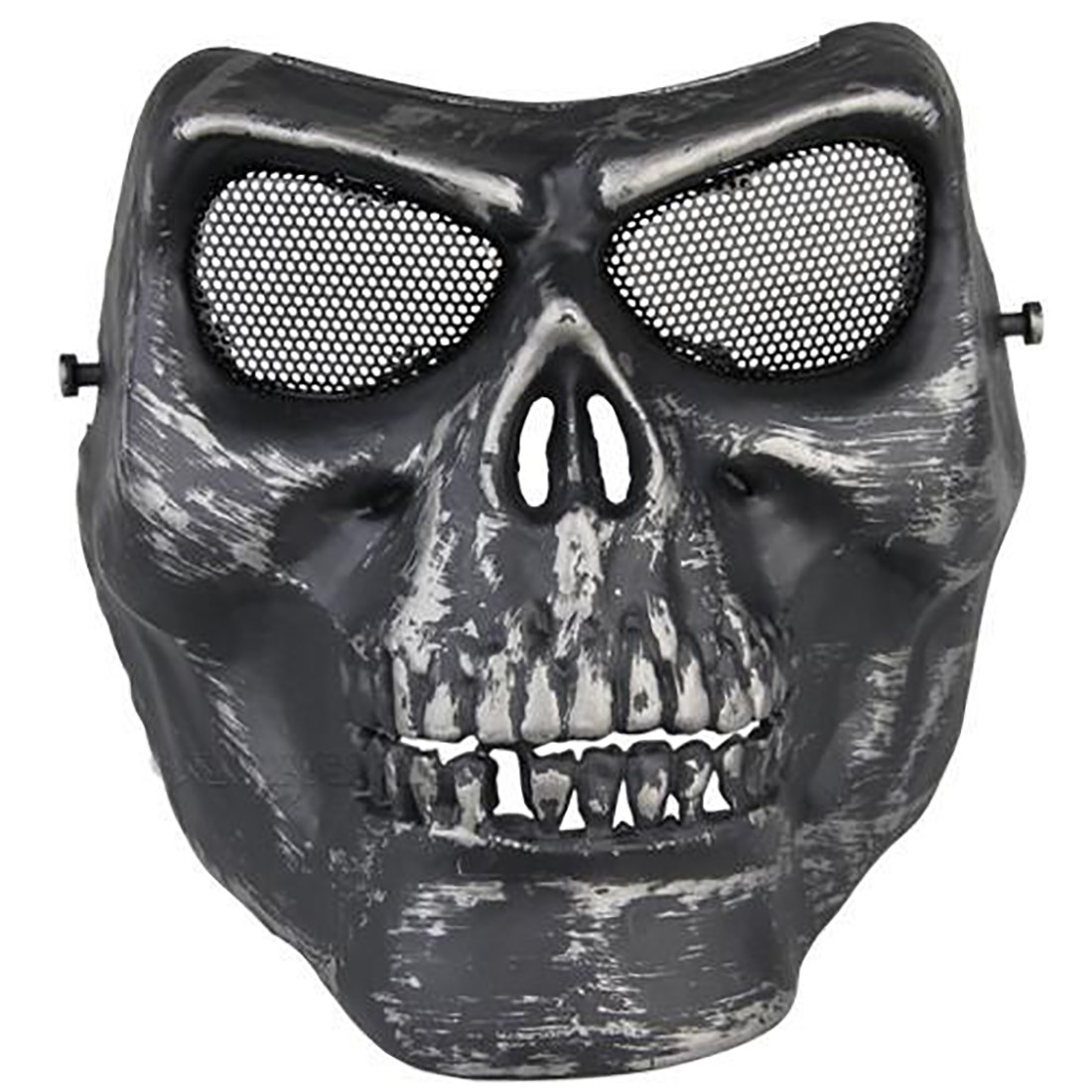 High Quality Outdoor Airsoft Paintball Mask Military Equipment Mascara Army Horror Tacitcal Masks Full Face Skull Mask Fallout