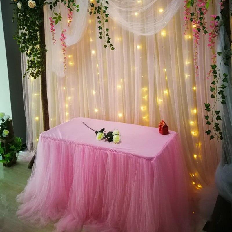 48 см х 5 м вуаль, пряжа, кристалл, тюль, рулон, прозрачная органза, марля, элемент для DIY, на день рождения, свадьбу, вечеринку, арка, тюль, ткань, украшение