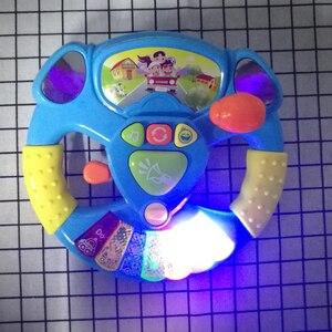 Image 4 - קידום צעצוע כלי נגינה לילדים תינוק הגה מוסיקלי פעמון יד פיתוח חינוכיים צעצועי ילדי מתנה DS19