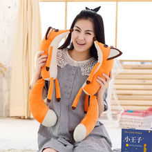 Plush toys The Little Prince fox stuffed and soft animal toys 60cm the fox stuffed animals plush education toys for baby
