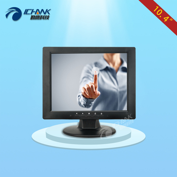 "ZB104JC-59R/10.4"" 11"" inch 800x600 USB HDMI VGA POS Cash Register Industrial Medical Resistive Touch LCD Screen Monitor Display"