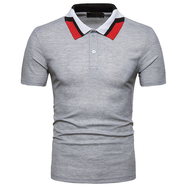New Famous Brand polo crown Men and women Polo Shirts Brand cheap Short  Sleeve Poblo Camisa Polo shirt SexeMara PL07 d8544e4771
