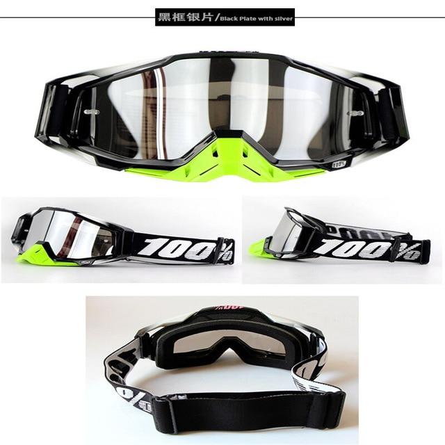100 Brand Racecraft Motocross Goggle ATV Masque motocross Motorcycle Glasses Racing Lunette Bike Gafas Sunglasses