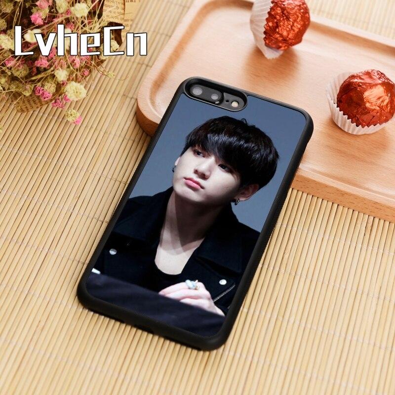 Cellphones & Telecommunications Purposeful Lvhecn Bts Bangtan Boys K-pop Phone Case Cover For Iphone 4 5s Se 6 6s 7 8 Plus 10 X Samsung Galaxy S5 S6 S7 Edge S8 S9 Plus Phone Bags & Cases