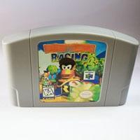 DiDi Kong Racing Cartucho de Língua Inglês para 64 pouco EUA Versão Do Jogo de Vídeo Console