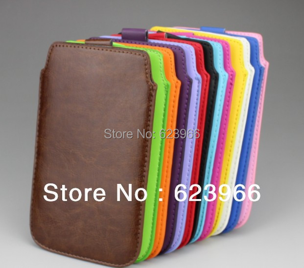 Note 4 Edge Cover, Sleeve Pull Tab PU Leather Pouch Samsung Galaxy 2 II N7100, 3 Case - Alex Shop store