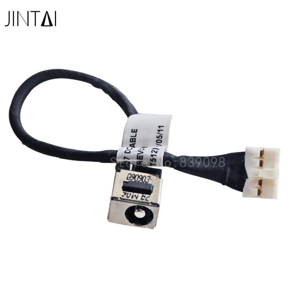 DC Power Jack Socket Cable Harness For Lenovo IdeaPad B570 B575 Z570 Z575 series 50.4IH09.001
