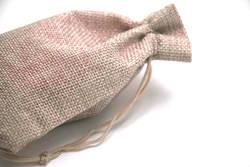 5 шт. 13*18 льняной мешок с кулиской свадьбы и рождество упаковка Pouchs и подарочные пакеты украшений Саше и мини-джут сумки могут быть настроены