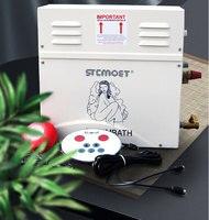 9KW Steam Generator Sauna For Sauna Room Control Steam Bath Machine For Home Spa Dry Stream Furnace Wet Steam Steamer