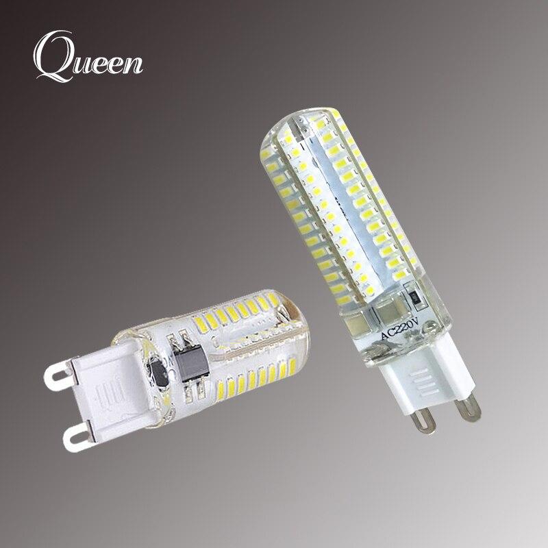 buy lamparas led bulb g9 light for home 220v smd 2835 3014 ampolletas led lamp. Black Bedroom Furniture Sets. Home Design Ideas
