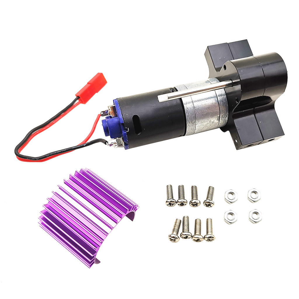 Clever Wpl 4wd 6wd Rc Car Crawle Special Metal Box Fittings Accessories Diy Upgrade Batteries/controller And Accessories Parts Toys Parts & Accessories