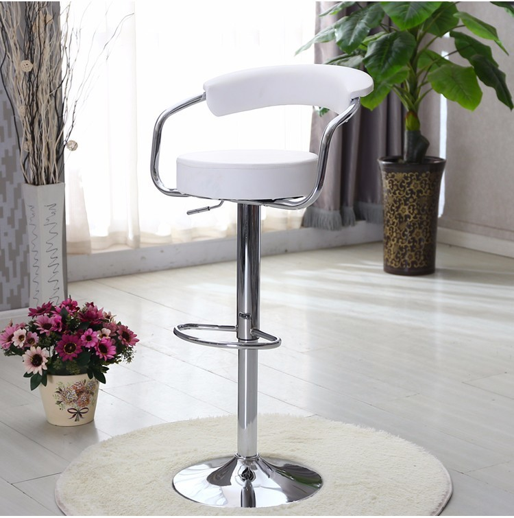 American style fashion chair lifting rotation bar stool household white chair free shipping bsdt large fashion beauty stool bar the rotary lifting chair free shipping