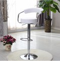 American style fashion chair lifting rotation bar stool household white chair free shipping