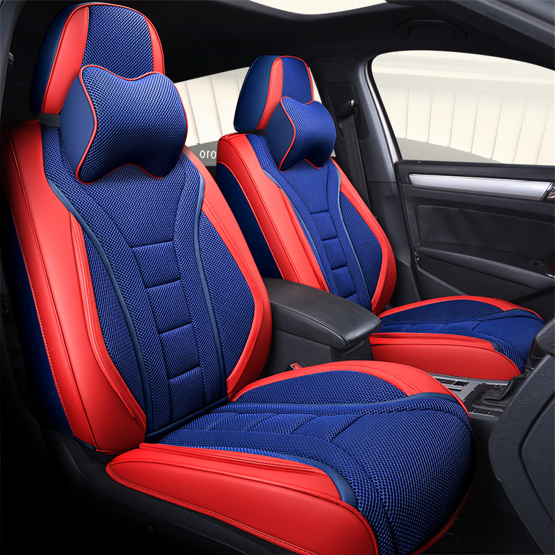 Car Seat Cover for Suzuki grand vitara Cultus Vitara Swift Splash Alivio Celerio Authentics Baleno SX4 S-CROSS Reno Kizashi Ik-2(China)