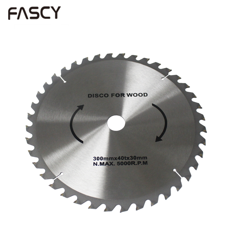 40 Teeth Circular Sawing Blade Wood Cutting Round Discs Sawing Cutter Tool For Cutting Wood