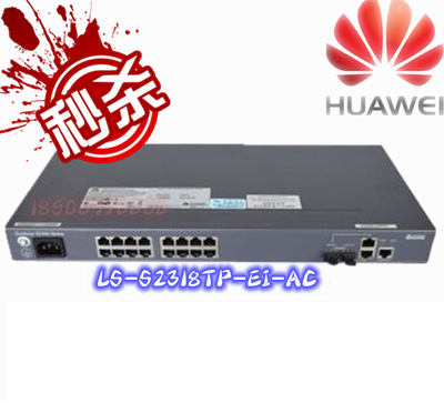 Communication Equipments Original Hua Wei Quidway S2300 Series S2318tp-ei 16 Ports Ethernet Switches