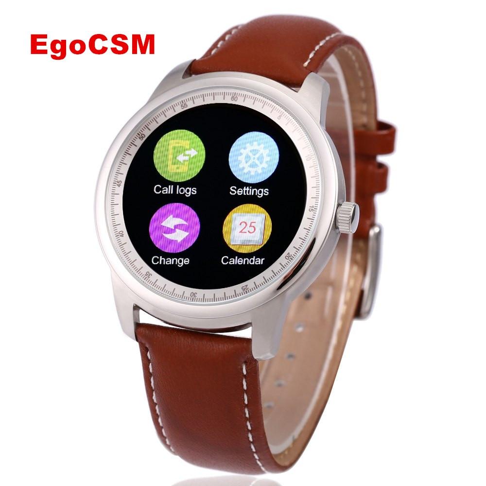 EgoCSM  IPS Screen Smartwatch DM365 Luxury Bluetooth Smart Watch Wristwatch for Iphone Samsung S4/Note 2/3 Huawei Sony Xiaomi bluetooth smart watch heart rate smartwatch for iphone 5 6 plus 7 htc xiaomi meizu huawei samsung touch screen bluetooth watch
