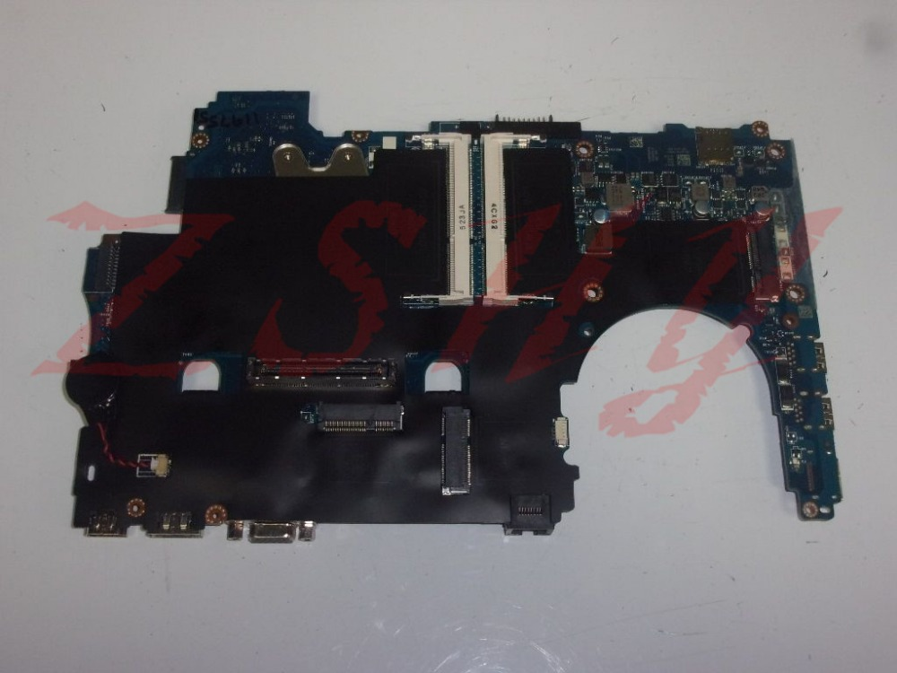 for Dell Precision M4800 laptop motherboard LA-9772P R98T9 ddr3 Free Shipping 100% test ok