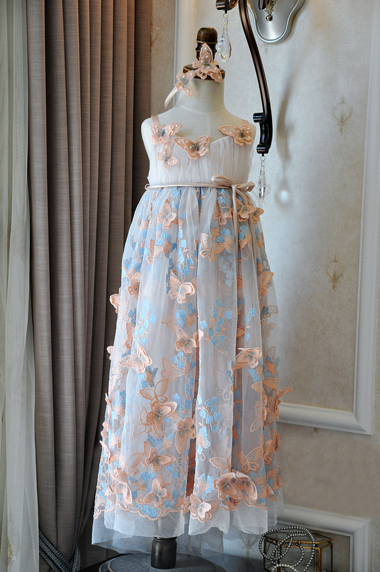2018 SUMMER BABY GIRL CLOTHES girls DRESSES vesetidos girls dresses wedding dresses