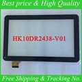 10.1 -inch HK10DR2438 HK10DR2438-V01 external capacitive touch screen capacitance panel handwritten