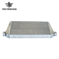 PQY Universal 600*300*76mm Turbo Intercooler OD=2.5 Front Mount intercooler bar&plate PQY IN816 30