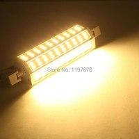 Высокая Яркость 25 Вт led r7s Освещение лампы 60 шт. SMD5730 r7s светодиодные лампы теплый белый/холодный белый заменить прожектор галогена