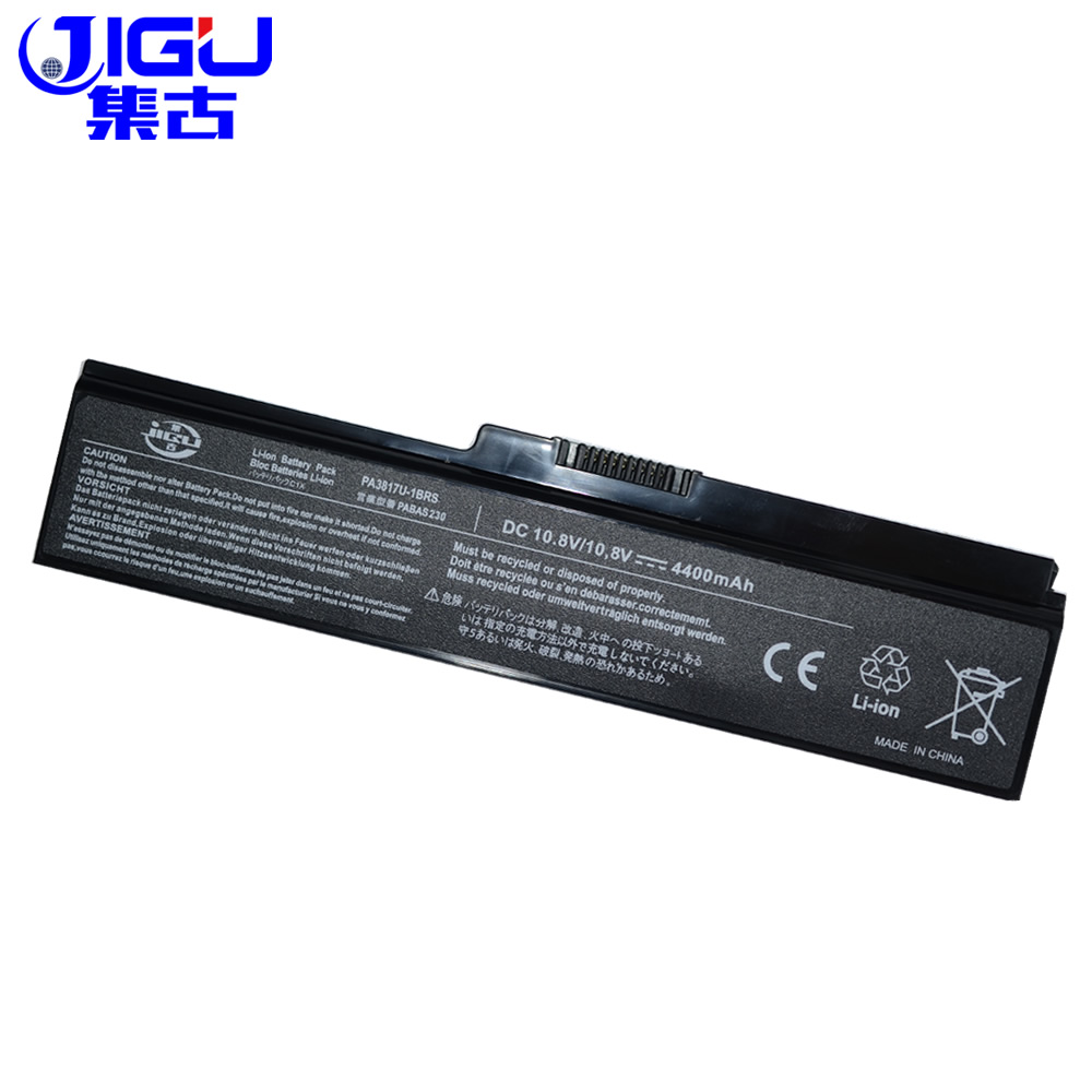 Galleria fotografica Batteria Per <font><b>TOSHIBA</b></font> Satellite L650 L750 Series PA3816U-1BRS JIGU PA3819U-1BRS PA3817U-1BRS PA3818U-1BRS