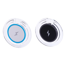 Universal Qi Wireless Charger Fast Charging for iPhone X 8 Plus Wireless Charging pad for Samsung Note 8 S9 Xiaomi mi 9 mi wireless charging pad