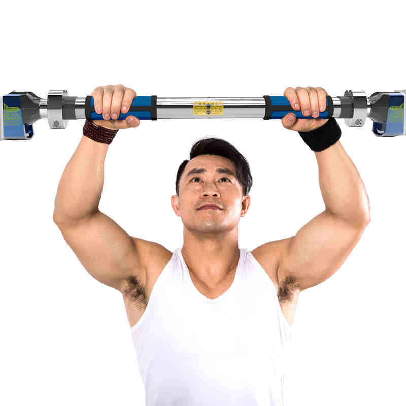 (72-92CM/150KG)    (92-124CM/200KG) Pull Up Bar For Gym Taining